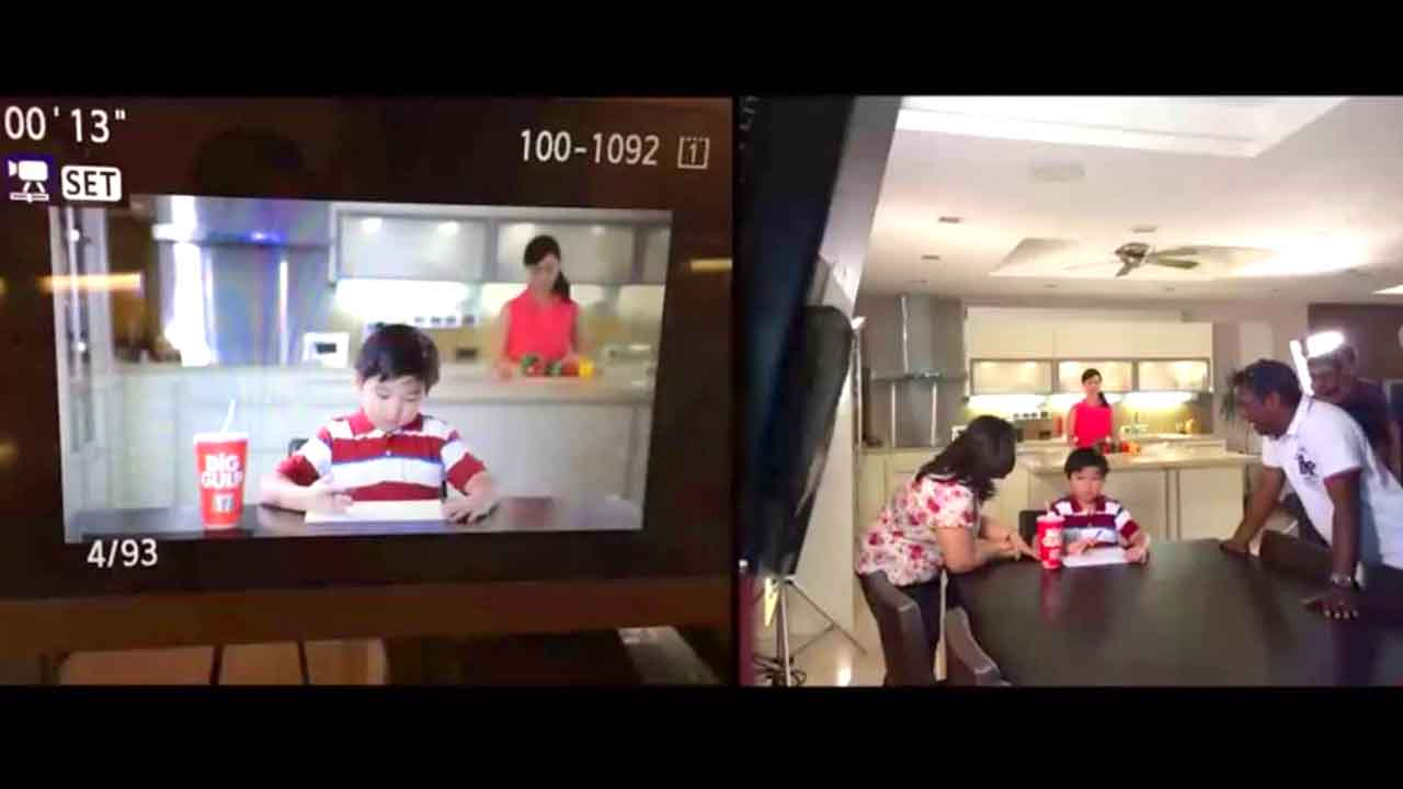 7 Eleven TVC Behind The Scenes