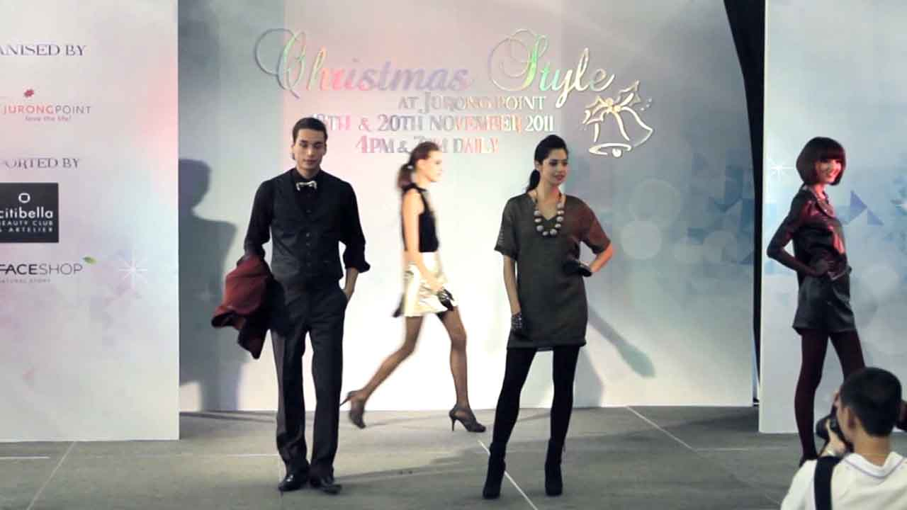 Jurong Point - Christmas Style