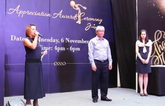 Jurong Point - Appreciation Awards Ceremony