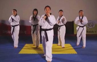 SSC Taekwondo Video