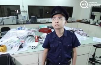 WDA 5s Police Video