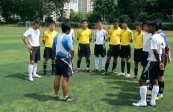 SSC Soccer Video