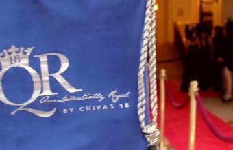Chivas QR Event