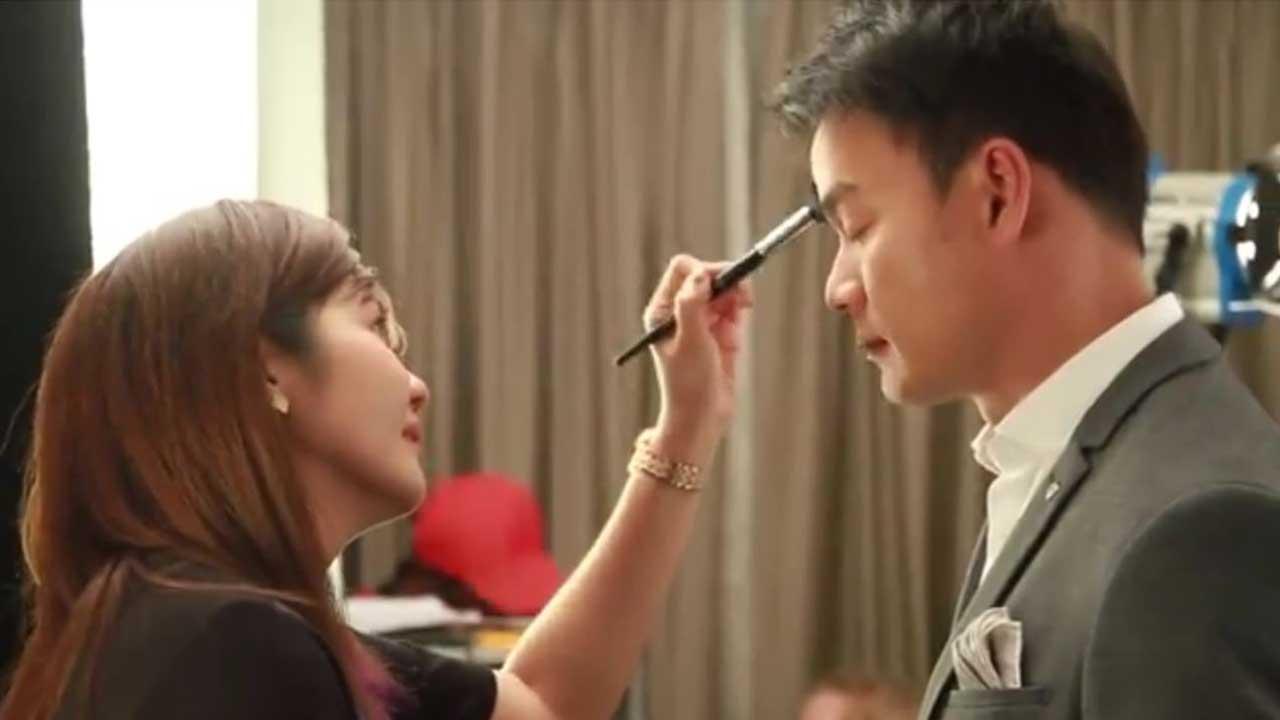 Oriental Hair Solutions BTS