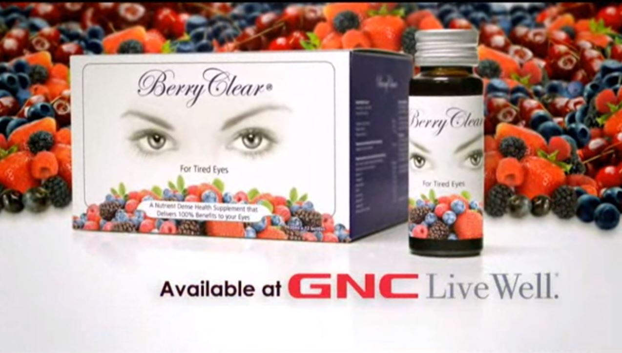 Berry Clear TVC