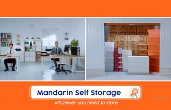 Mandarin Self Storage Family and Office TVC