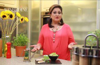 Wine & Dine with Sarab Kapoor TVC 2 - Fusion