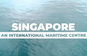 MPA Singapore as an International Maritime Centre