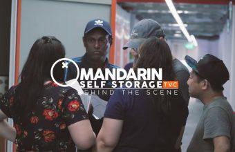 Behind The Scenes for Mandarin Self Storage AD
