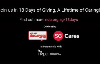 18 Days of Giving A Lifetime of Caring