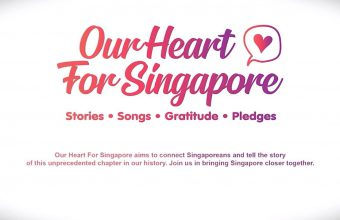 NDP 2020 Our Heart For Singapore