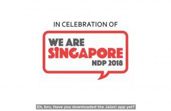 NDP Jalan! - The Official NDP 2018 App