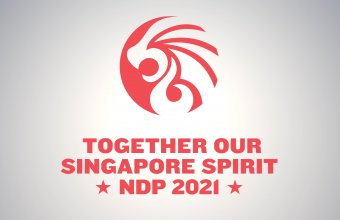 NDP 2021 Together Our Singapore Spirit