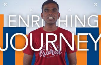 Our NUS Story- Vinod Cut